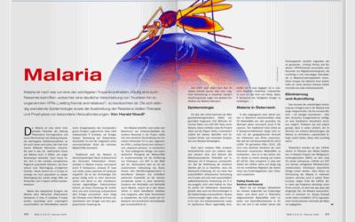 DFP-Literaturstudium: Malaria