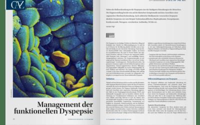 DFP-Literaturstudium: Management der funktionellen Dyspepsie