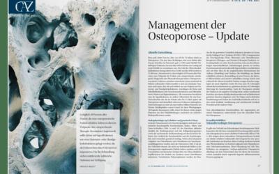 DFP-Literaturstudium: Management der Osteoporose – Update