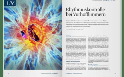 DFP: Rhythmuskontrolle bei Vorhofflimmern