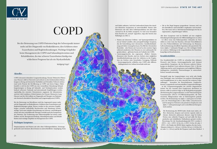 DFP Literaturstudium - COPD