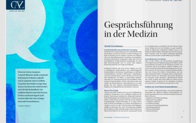 DFP-Literaturstudium: Gesprächsführung in der Medizin