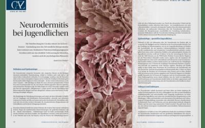 DFP-Literaturstudium: Neurodermitis bei Jugendlichen