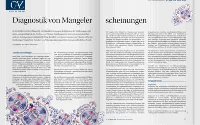 DFP Literaturstudium: Diagnostik von Mangelerscheinungen