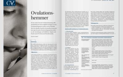 DFP-Literaturstudium: Ovulationshemmer