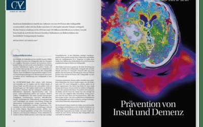 DFP-Literaturstudium: Demenz und Insult