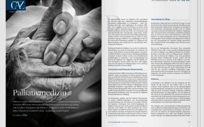 DFP-Literaturstudium: Palliativmedizin