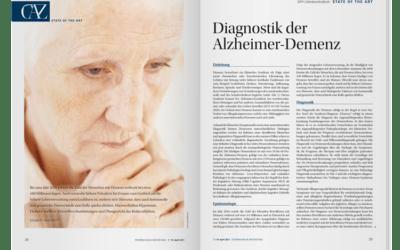 DFP-Literaturstudium: Diagnostik der Alzheimer-Demenz