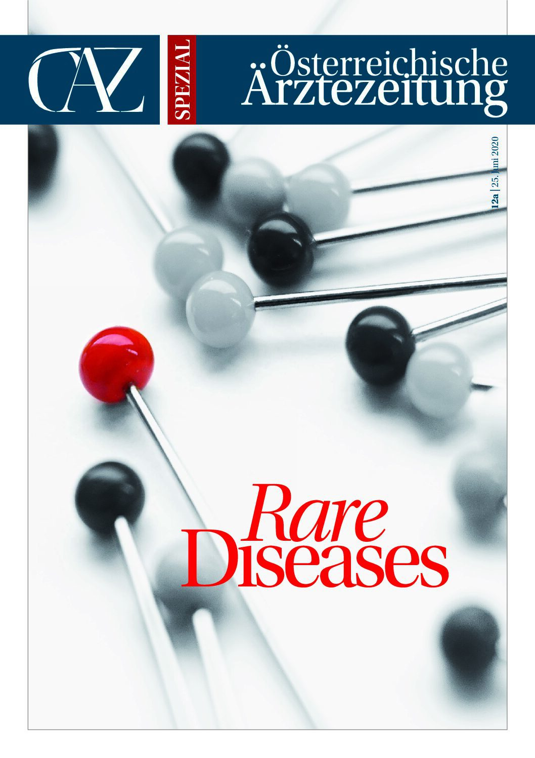 OAZ Spezial Rare Diseases 2020