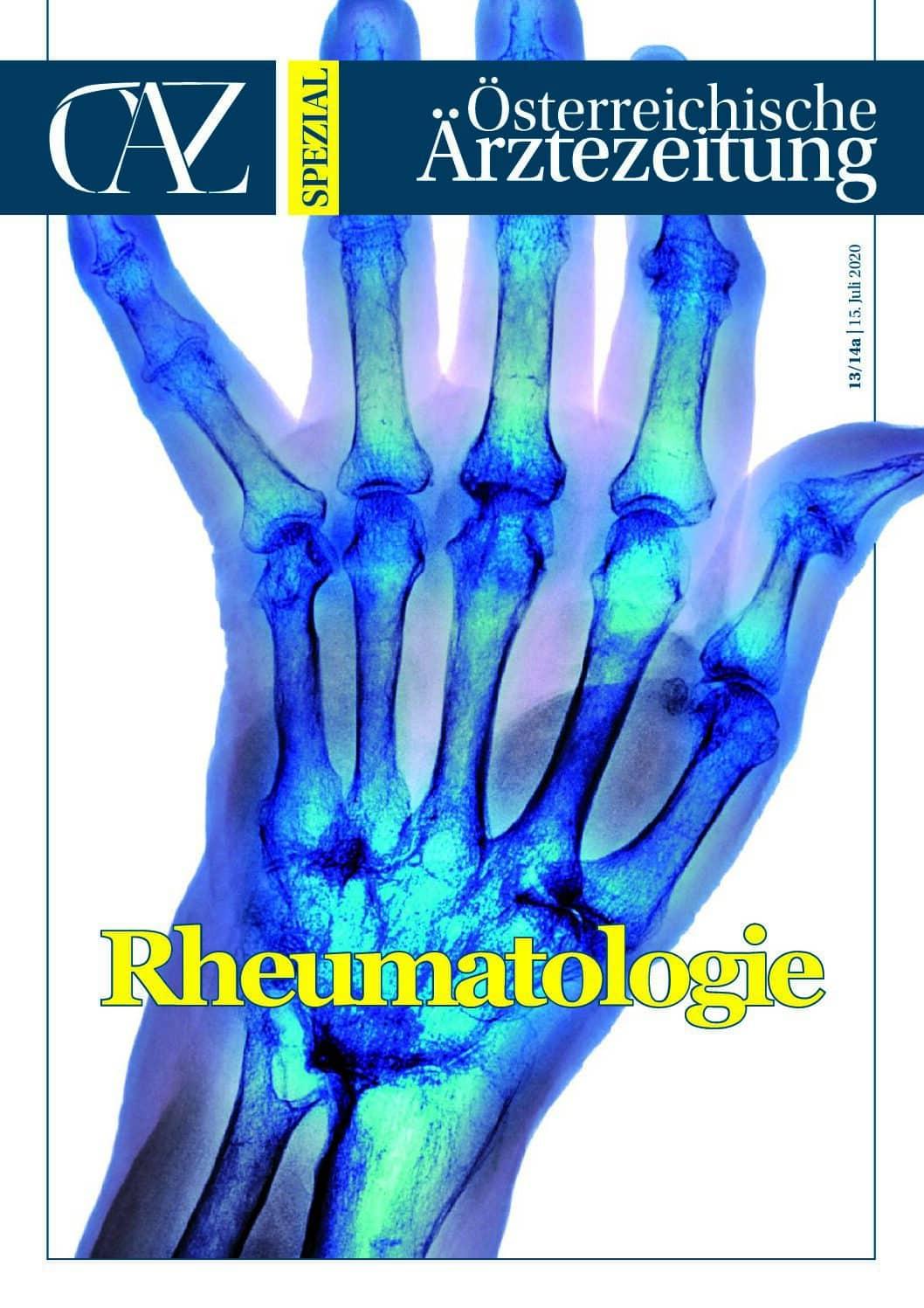 OAZ Spezial Rheumatologie 2020