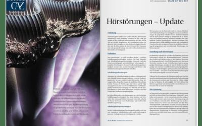 DFP-Literaturstudium – State of the Art: Hörstörungen – Update