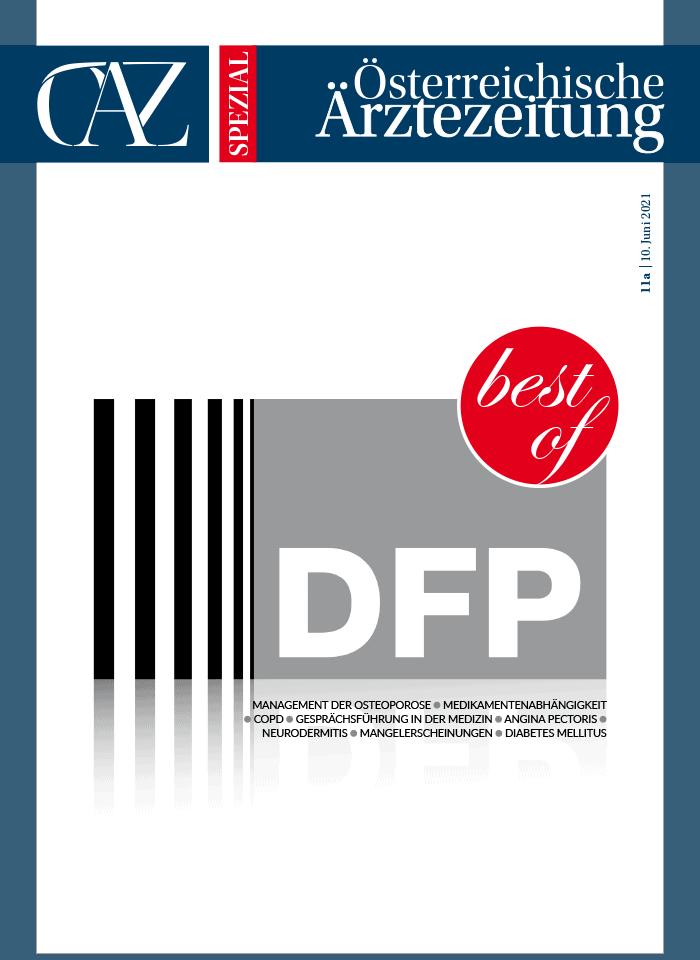 DFP-Literaturstudium - Expertise und profunde Kenntnis