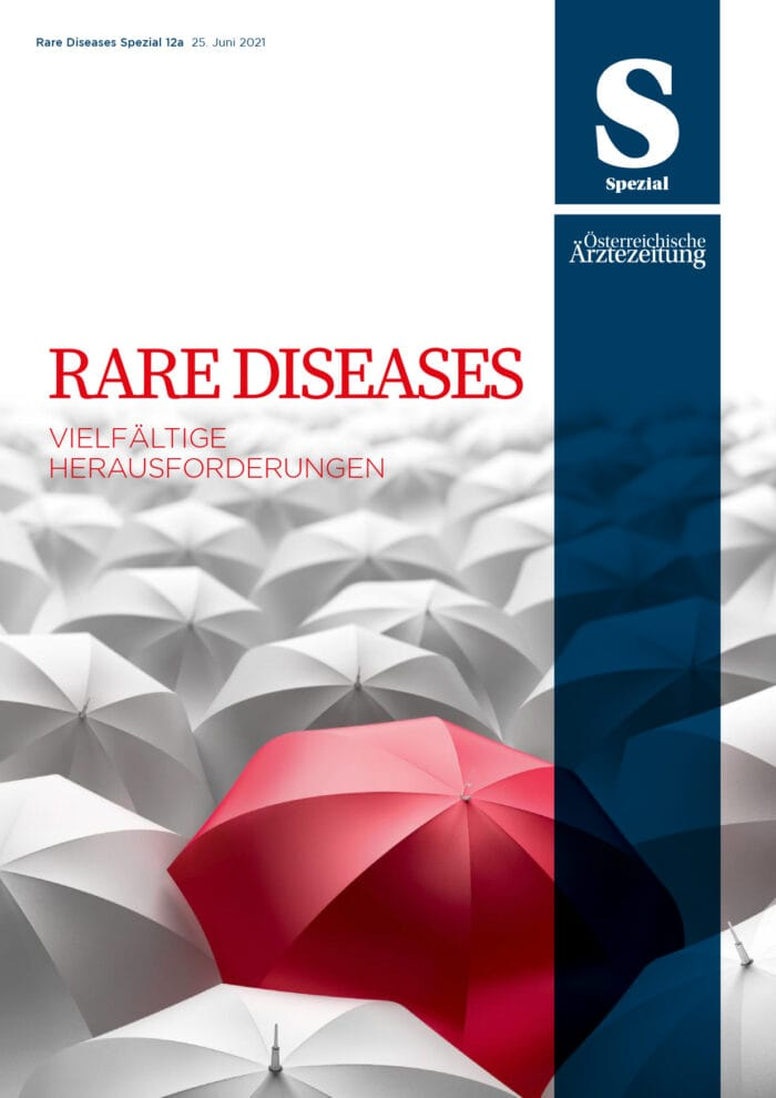 OAZ Spezial 12-2021 - Rare Diseases